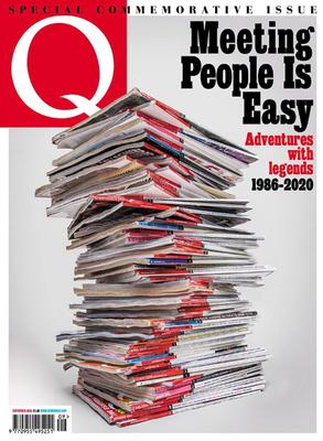 Q Magazine will release a commemorative issue on July 28, running some of its biggest features and interviews.