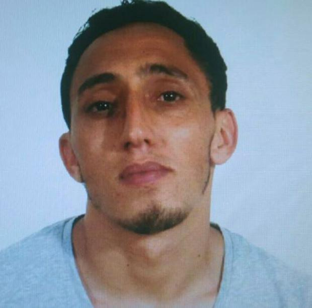 Moroccan Driss Oukabir, whose ID card may may have been taken by his brother Credit: AFP