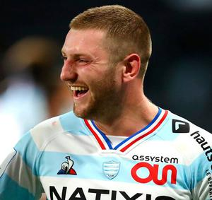 Finn Russell. Photo: Getty Images