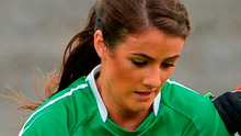 Fermanagh ladies football captain Joanne Doonan is at home in self-isolation. Photo:  Oliver McVeigh/Sportsfile