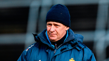 Clare football manager Colm Collins. Photo: Ramsey Cardy/Sportsfile