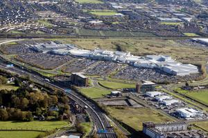 Economic driver: Liffey Valley Centre could be in line for a significant extension