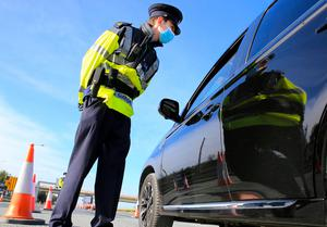Gardaí will be engaging, explaining and encouraging people to follow public health guidelines, a spokesperson said (stock photo)