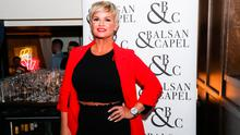 Kerry Katona attends the Balsan and Chapel menswear preview at Neighborhood At The Avenue on November 23, 2017 in Manchester, England. (Photo by carla speight/Getty Images)