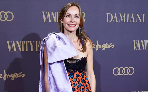 MADRID, SPAIN - NOVEMBER 25:  Sharon Corr attends the Vanity Fair awards 2019 at the Royal Theater on November 25, 2019 in Madrid, Spain. (Photo by Carlos Alvarez/Getty Images)