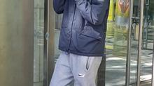 Shane Ward of Kimmage Manor, Terenure, charged with assault, criminal damage and other offences.  Pic by Andrew Phelan