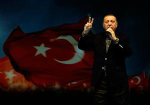 Turkey's President Erdogan  Picture: Reuters