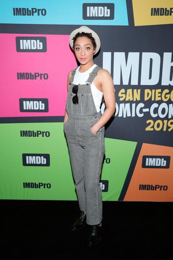 Ruth Negga attends the #IMDboat at San Diego Comic-Con 2019: Day Two at the IMDb Yacht on July 19, 2019 in San Diego, California. (Photo by Rich Polk/Getty Images for IMDb)