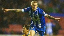 James McClean ended his own goal drought after 12 months