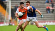 Armagh could still be three games away from an All-Ireland quarter-final if they lose Sunday's Ulster SFC semi-final replay with Cavan. Photo: Oliver McVeigh/Sportsfile