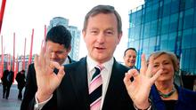 Taoiseach Enda Kenny TD Picture: Tom Burke