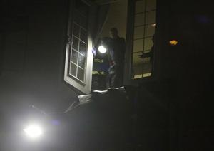 Berkeley, United States. 16th June 2015 A balcony collapsed at the Library Gardens Apartments, in Berkeley, California, early Tuesday. Five people were killed and eight hospitalized.