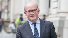 Governor of Central Bank of Ireland Philip Lane