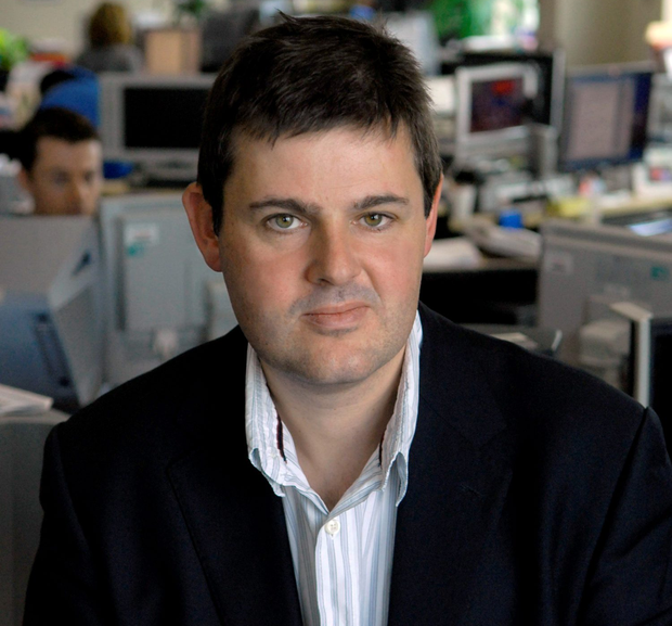 Head of news and deputy director general Kevin Bakhurst set to leave RTÉ.