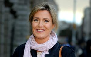 Swing fall: Maria Bailey has dropped her compensation claim. Photo: Tom Burke