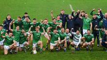 Limerick are one of the nominees for Irish Independent Team of the Year. Photo by Stephen McCarthy/Sportsfile