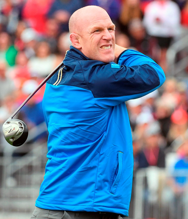 Paul O'Connell. Photo: Ramsey Cardy/Sportsfile