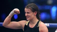 Katie Taylor has won two more awards