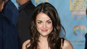 A tearful Lucy Hale said she was confused and heartbroken after her comedy-drama series Katy Keene was cancelled after one season (Ian West/PA)