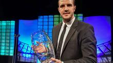 John O'Shea indicated on Sunday that he wanted to bring his Senior International Player of the Year trophy to his native Waterford.