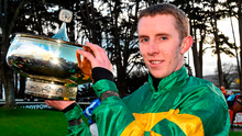 Mark Walsh ridden many big-race winners for JP McManus in this country Photo: Matt Browne / SPORTSFILE