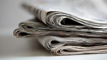 Newspapers were rated best among media channels in delivering public health information on the pandemic to the public