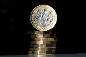 Sterling has been under selling pressure since last week after it hit a two-month high above $1.31, and the sell-off accelerated on Wednesday as traders dumped positions across the board. Photo: Getty Images