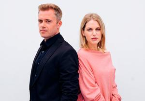 Rory Keenan and Amy Huberman star in 'Striking Out', a fast-paced legal eagle drama series which was a winner, despite some plot holes.