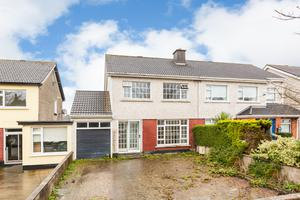 The house at 16 Rivervalley Drive in Swords