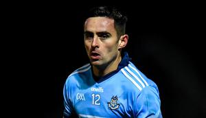 Dublin's Niall Scully. Photo: Oliver McVeigh/Sportsfile