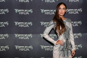 American actress Megan Fox attends the Latin American Premiere of Paramount Pictures'  'Teenage Mutant Ninja Turtles' at Cinepolis Acoxpa, on July 29, 2014 in Mexico City, Mexico. (Photo by Victor Chavez/ Getty Images for Paramount Pictures International)