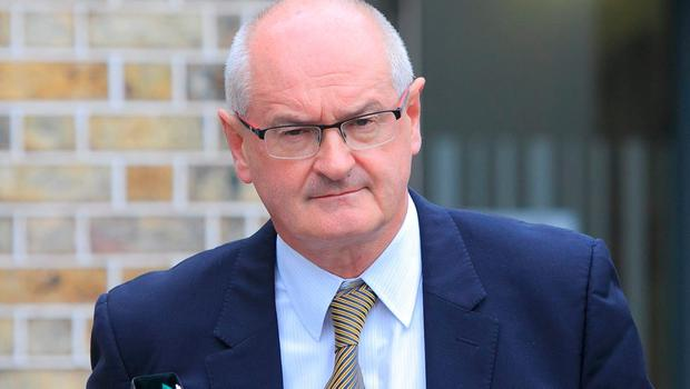 Vow: Dr McKenna said the women would be contacted next week. Picture: Collins