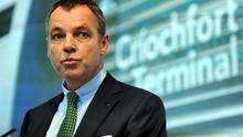 Former Aer Lingus chief executive Christoph Mueller
