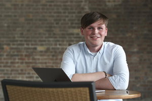 Shane Curran, the 19-year-old BT Young Scientist winner, who landed almost €3m in seed funding from a collection of Silicon Valley's most prestigious US venture capital firms.
