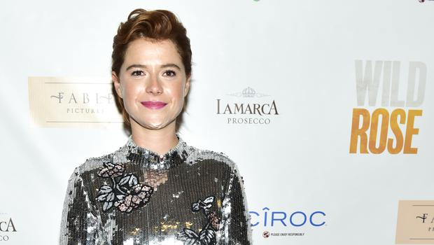 "TORONTO, ON - SEPTEMBER 08:  Jessie Buckley attends the premiere party for Entertainment One's ""Wild Rose"" on September 8, 2018 in Toronto, Canada.  (Photo by Rodin Eckenroth/Getty Images)"