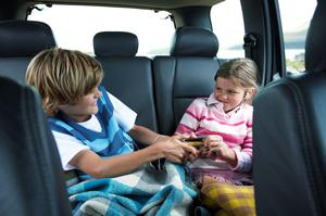 Kids not able to share mp3 player