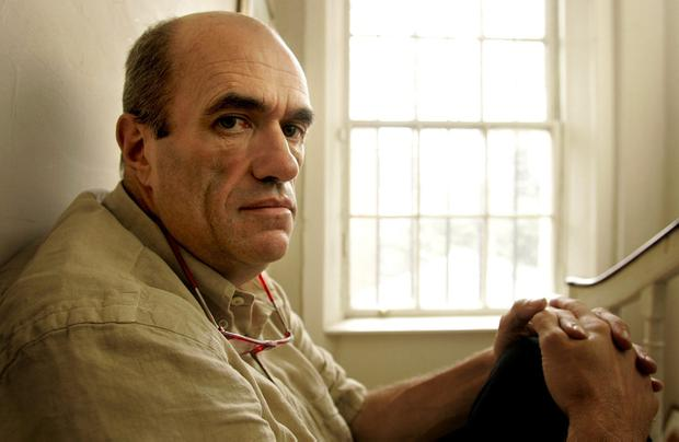 Author Colm Tóibín has objected to the hostel plans. Photo: Gerry Mooney