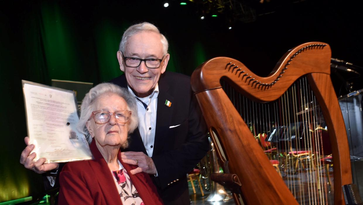 Harry Watkin has already celebrated 88 birthdays but the 89th will be extra  special - his first as an Irish citizen - Independent.ie