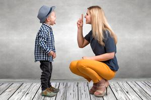 Frustration can build quite quickly in toddlers