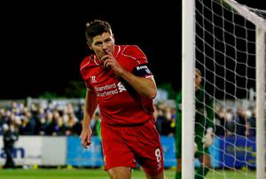 Gerrard's match-winning goals at Kingsmeadow on Monday night stiffened the inevitable chorus of outrage over Liverpool's failure to keep him at Anfield beyond this summer