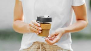 Badge of honour: An eco-friendly keep cup