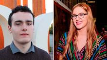 Callum Lavery and Nicole Glennon feel there wasn't enough for students in Budget 2019