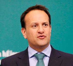 Taoiseach Leo Varadkar. Photo: Photocall Ireland/PA Wire
