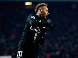BACK OF THE NET: Neymar. Photo: Srdjan Stevanovic/Getty Images