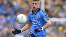 According to the crystal ball, it's set to be a big year for Jonny Cooper and the Dublin footballers. Photo: Brendan Moran / SPORTSFILE