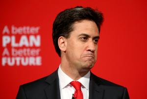 Ed Miliband resigned as leader of the Labour party