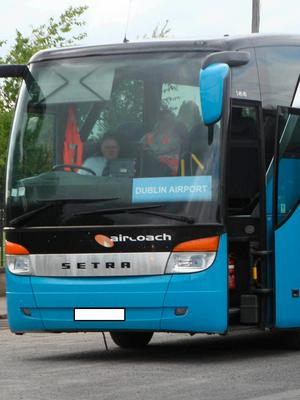 Up, up and away: an Aircoach service to Dublin Airport