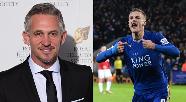 Gary Lineker had his say on Jamie Vardy's racism storm