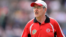Mickey Harte is aiming to steer Tyrone to a first Ulster SFC title since 2010 (Brendan Moran / SPORTSFILE)