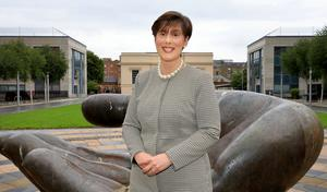 New Minister for Education Norma Foley. Photo: Frank McGrath